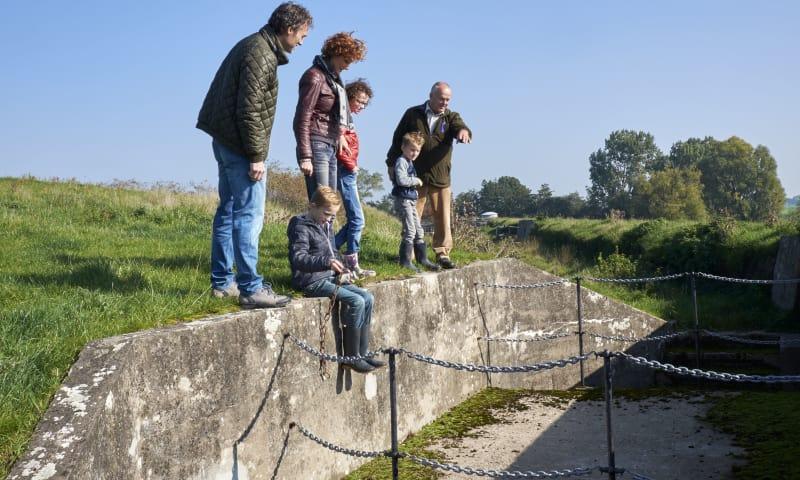 Rondleiding Fort Waver-Amstel