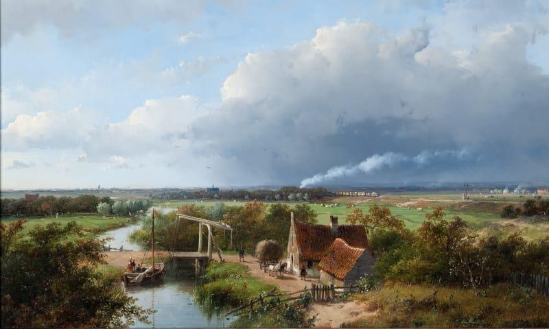 Wandelroute Holland op z'n mooist - Naardermeer