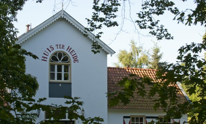 Wandelroute Landgoed Huis ter Heide, bij Tilburg