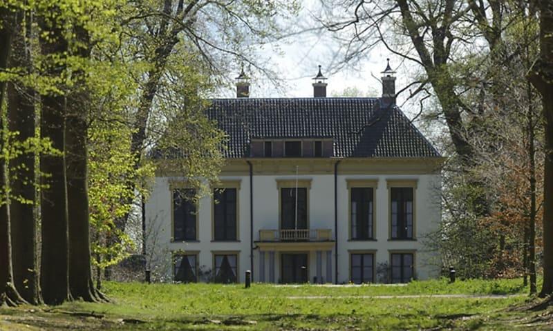 Wandelroute landgoed Nijenburg, vlak bij Alkmaar en Heiloo