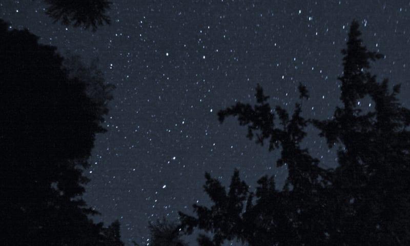 Sterren kijken op donker Schiermonnikoog
