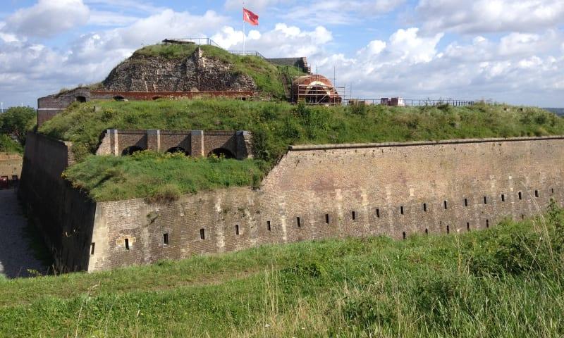 open monumentendag op fort sint pieter | natuurmonumenten