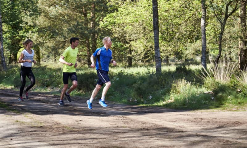 Hardlooproute Heumensoord 10 km