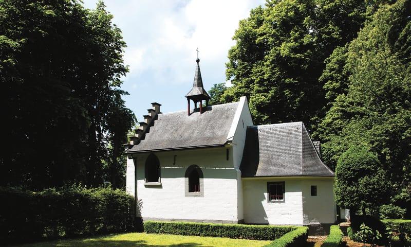 Wandelroute De Kluis, aan de rand van Valkenburg