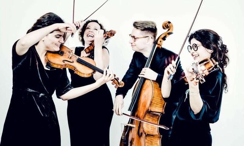 Chaos String Quartet Kamermuziekfestival