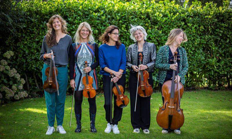 Het Penta Quintet Kamermuziekfestival