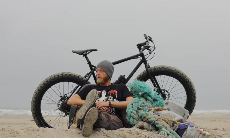 Fatbike tour op Schiermonnikoog