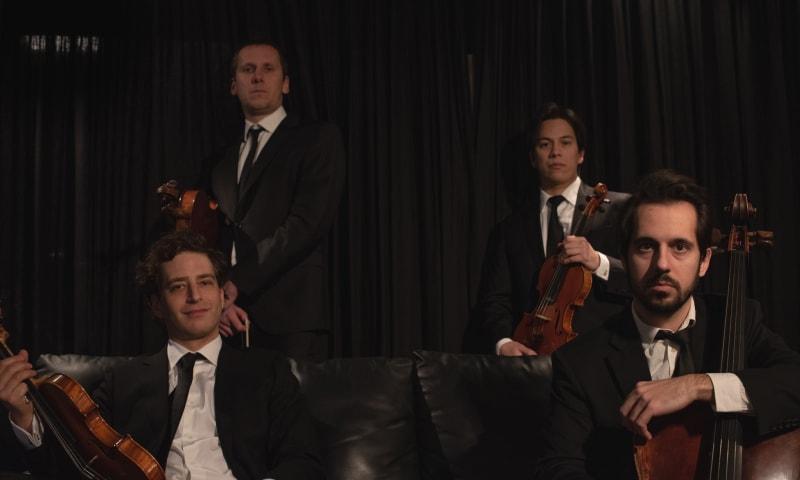 Hydra Quartet Kamermuziekfestival