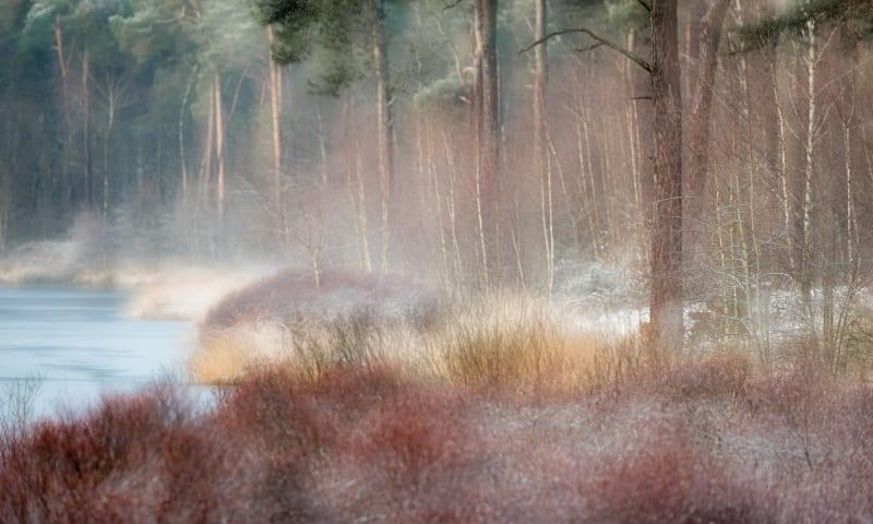 Landschapsfotografie gevorderden