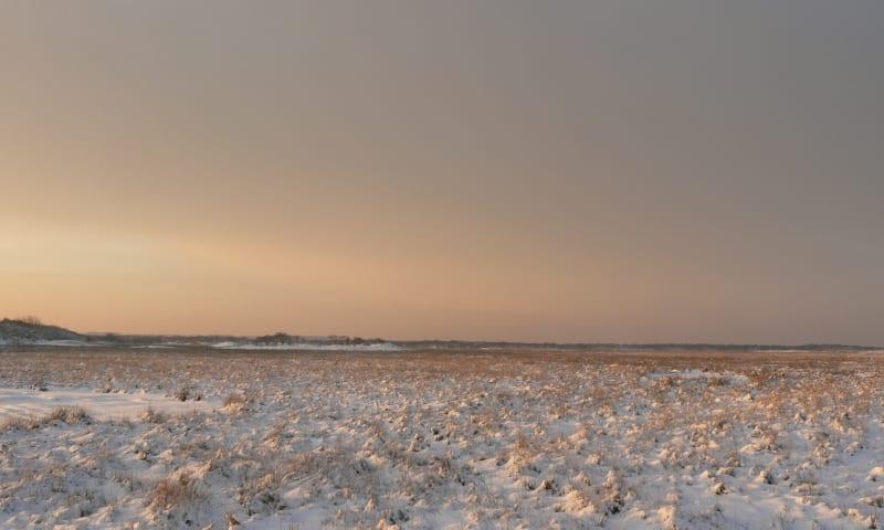 Winter op Schiermonnikoog