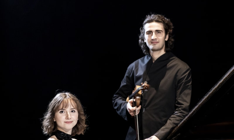 Duo Ispir kamermuziekfestival