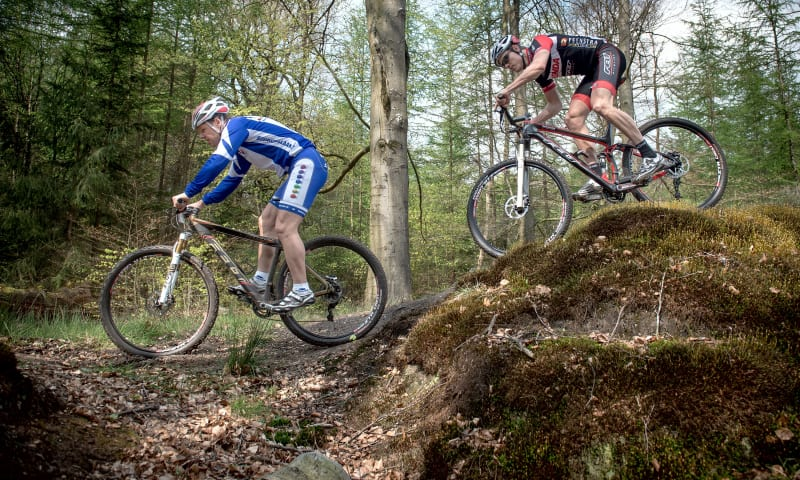 Mountainbiken Beetsterzwaag