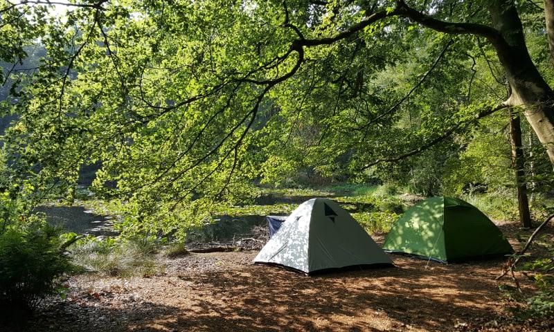 Bushcraft kamperen
