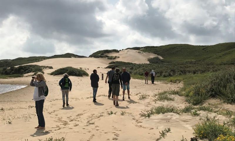 Excursie stuivende duinen