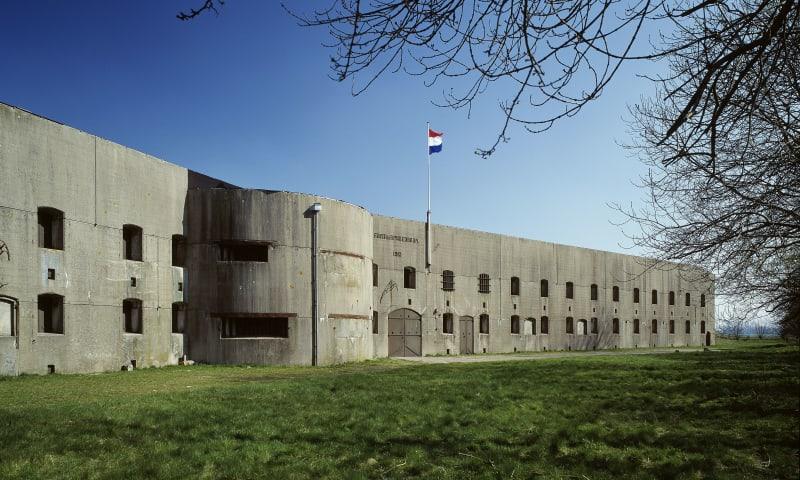 Open dag Fort bij Spijkerboor