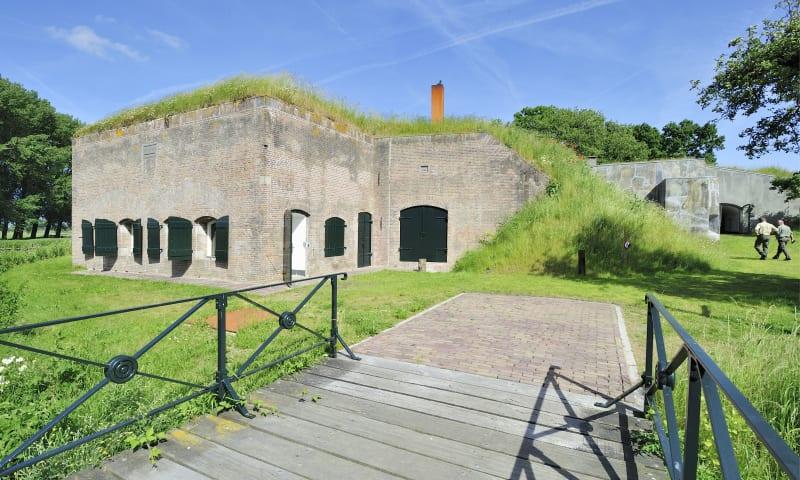 Rondleiding op Fort Kijkuit