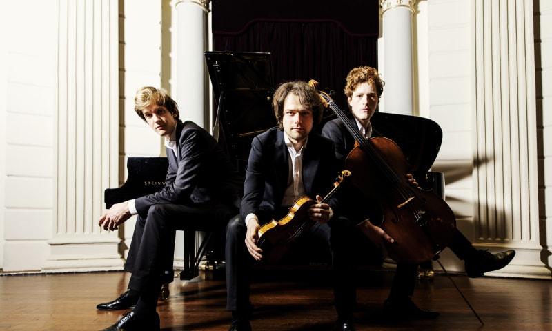 Brackman Trio Kamermuziekfestival