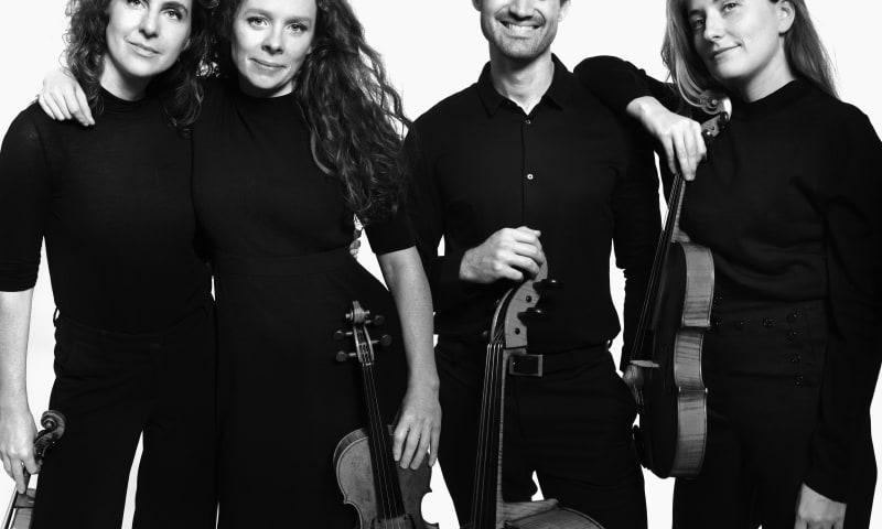 Belinfante Quartet Kamermuziekfestival 2021