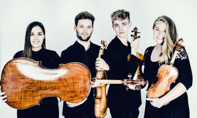 Barbican Quartet kamermuziekfestival