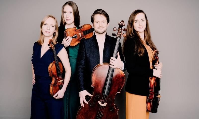 Dudok Quartet Kamermuziekfestival