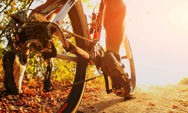 Mountainbiken Sint-Pietersberg