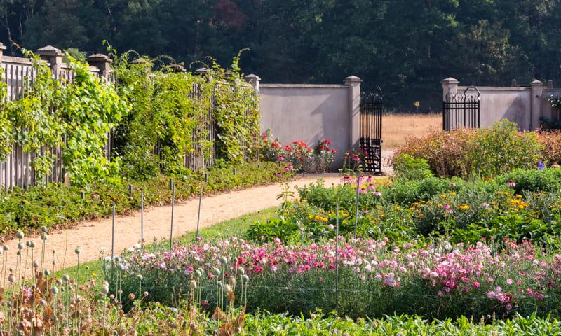 Tuinen op landgoed Mookerheide