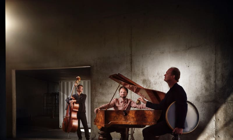 Rembrandt Frerichs Trio kamermuziekfestival
