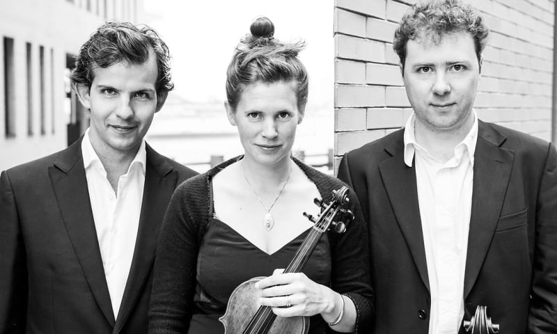 Jacob Olie Trio Kamermuziekfestival