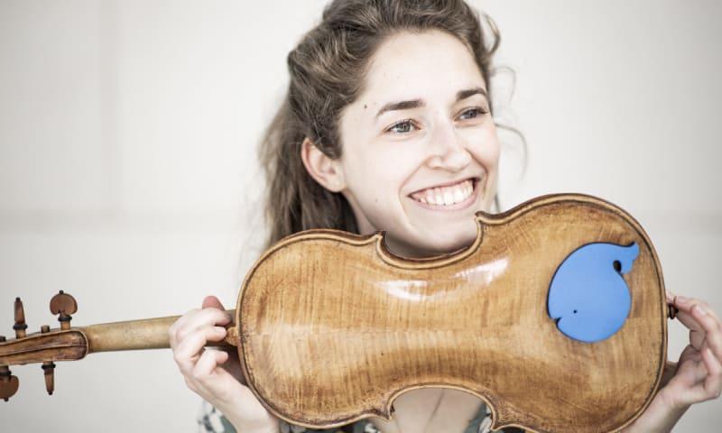 Elise Dupont kamermuziekfestival