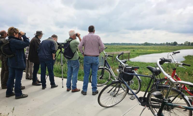 Fiets en vogelexcursie Eemland De Slaag
