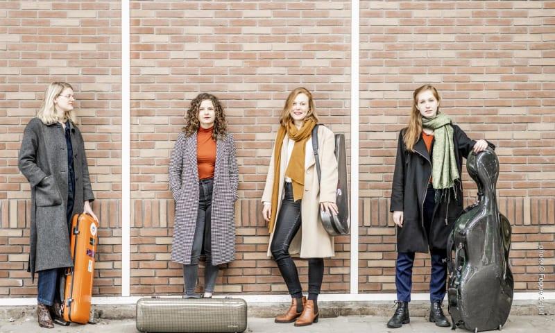 Helikon Quartet Kamermuziekfestival