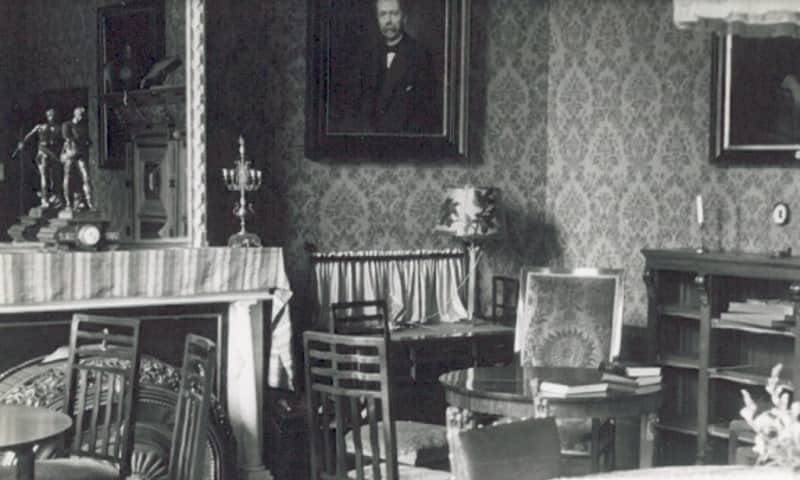 Kamer Schaep en Burgh
