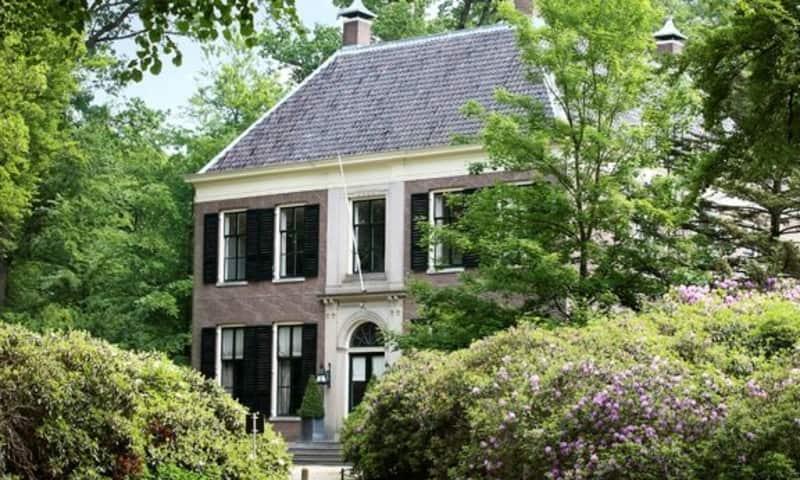 Fietsroute Buitenplaatsen en Naardermeer, vlak bij Hilversum