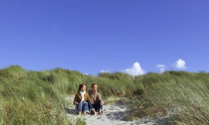 Wandelroute Nationaal Park Schiermonnikoog, duin en strand (Friesland)