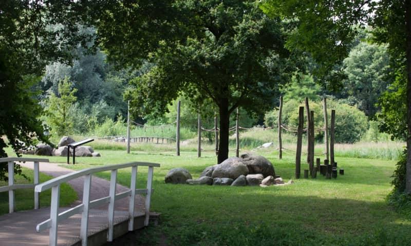 Arboretum Poort Buiten