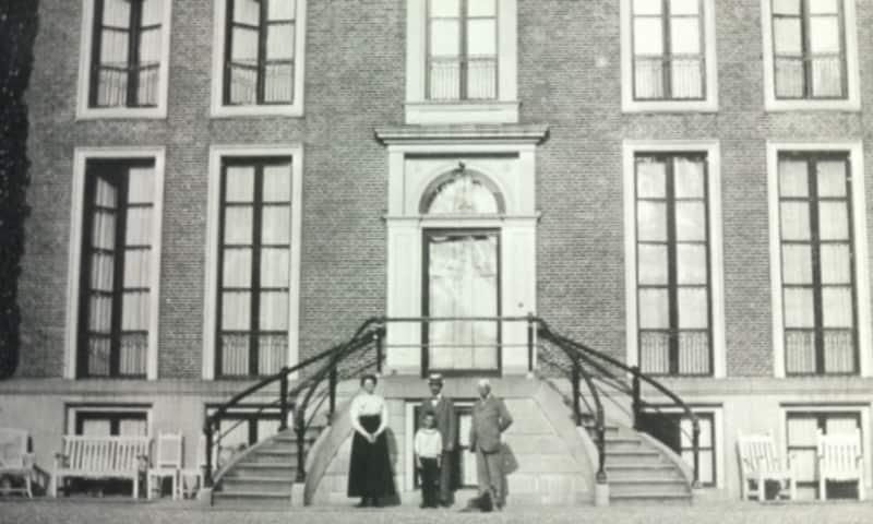 Boekesteyn in 1900