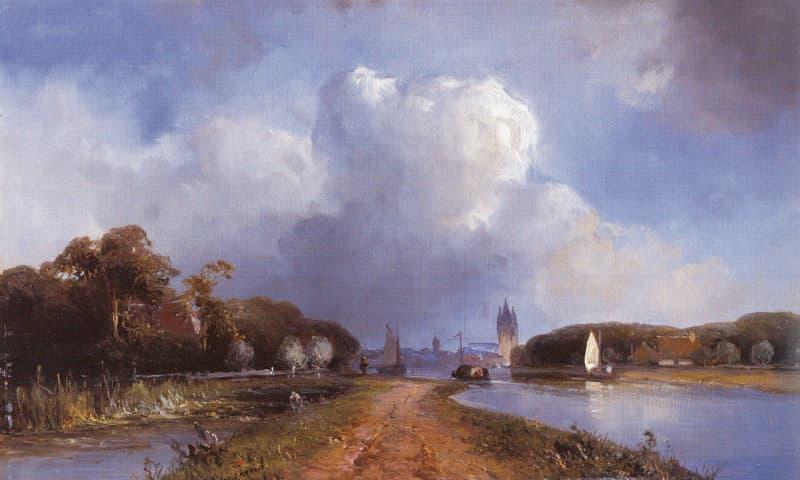 Fietsroute Holland op z'n mooist, Midden-Delfland