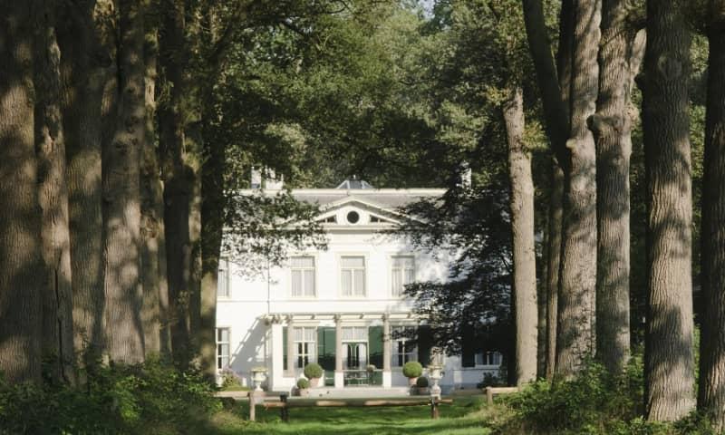 Landgoed Wallsteijn, bij Zundert