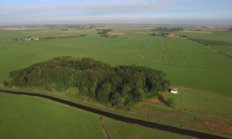De geheimen van eendenkooi Spang - Texel