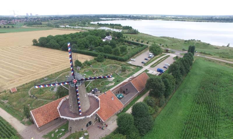 Limburgse Molendag bij de Hompesche Molen