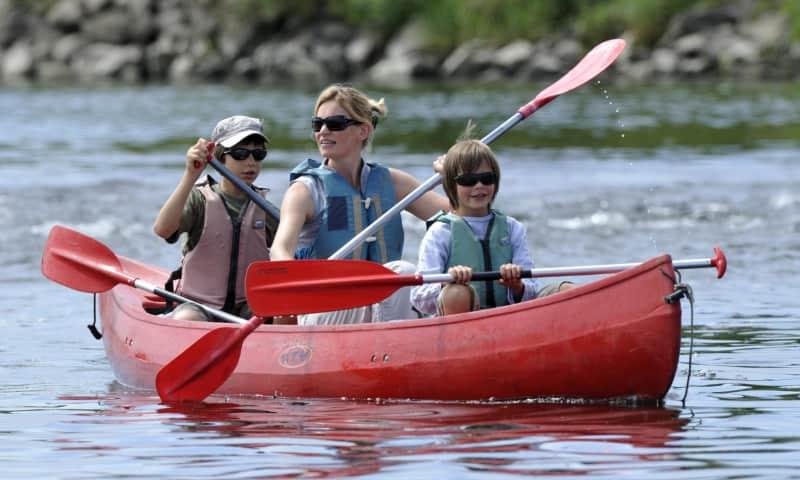 Ontdek De Wieden per kano