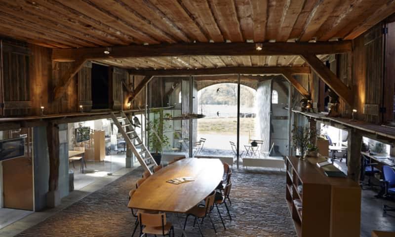 interieur Boerderij Wuestenenk