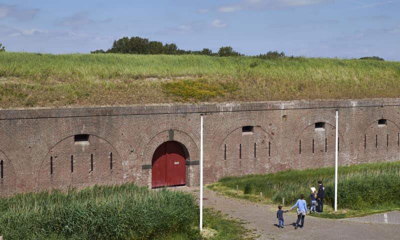 Open Monumentendag Fort Ellewoutsdijk