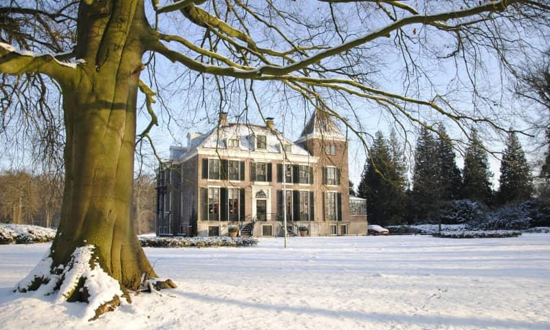 Ontdek de winterse buitenplaatsen van 's-Graveland