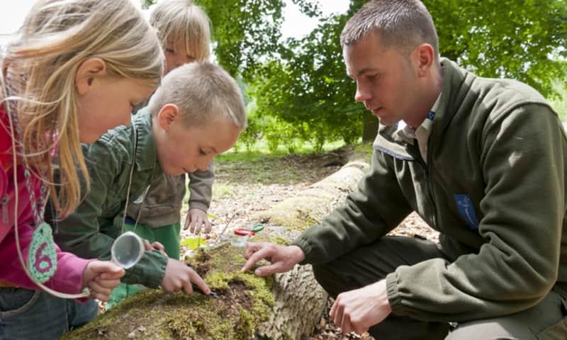 OERRR Struinen met de boswachter in 's-Graveland