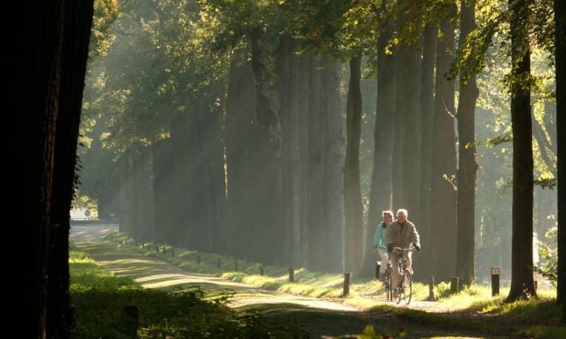 Fietsroute landgoederen IJsselvallei