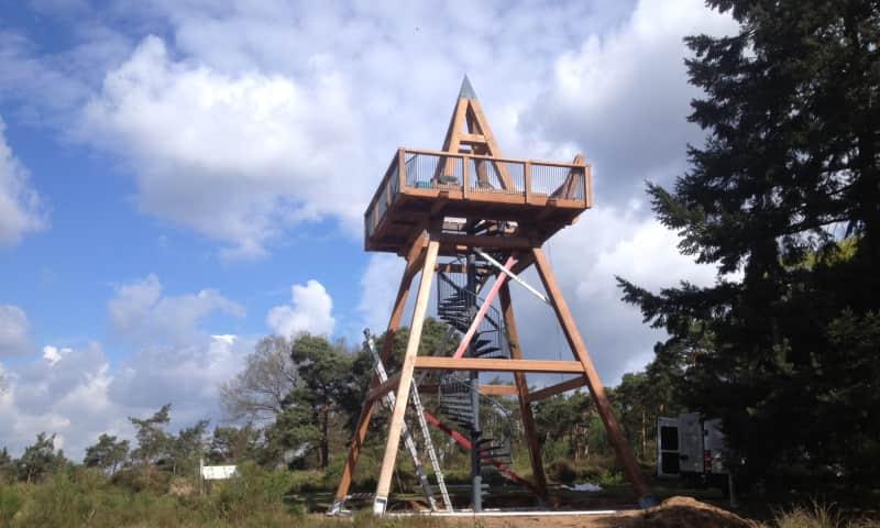 Uitkijktoren Mookerheide