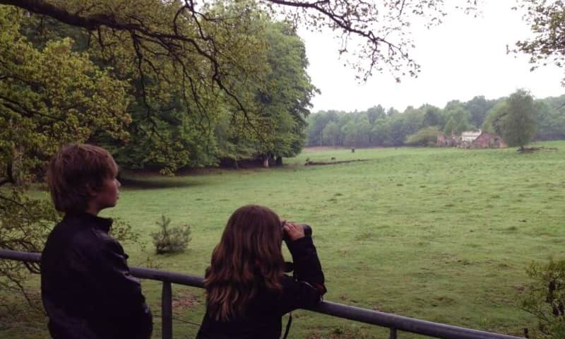 Wandelroute Herikhuizen-Veluwezoom, bij Arnhem