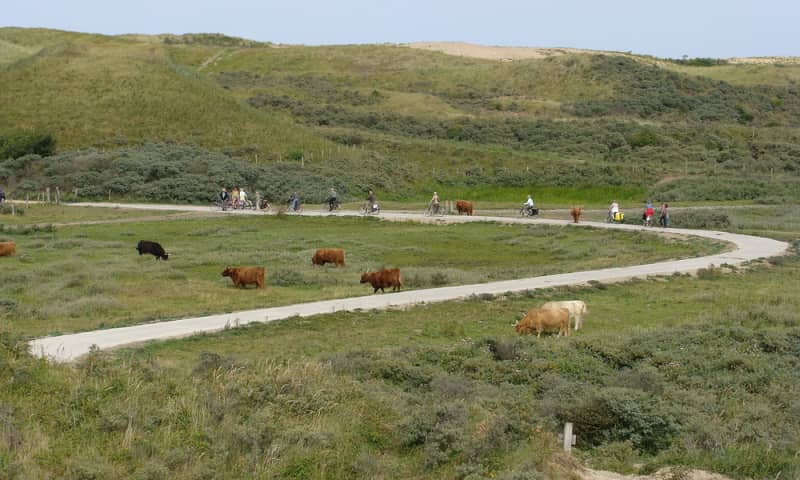 Fietsroute Zuid-Kennemerland
