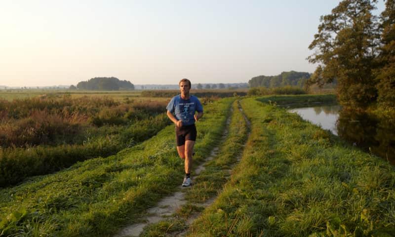 Trailrun Naardermeer